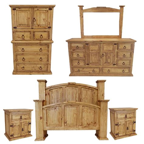 rustic wood bedroom furniture rustic mansion bedroom set rustic bedroom set