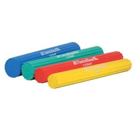 theraband colors thera band resistance exercise flexbar all sizes colors