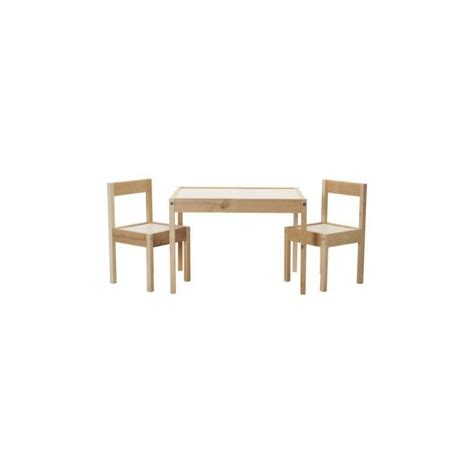 ikea siege enfant ikea enfants ensemble de si 232 ges l 196 tt table 2 chaises pin