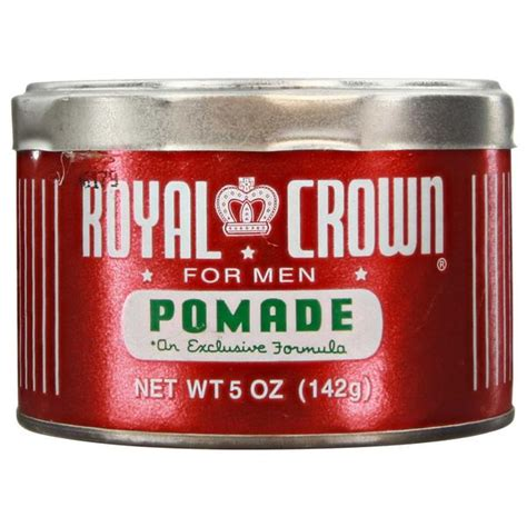 Pomade Royal Crown by Royal Crown Pomade Medium Hold Based Hair Pomade