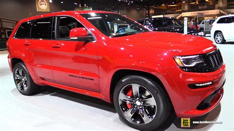 jeep srt 2015 red vapor 2015 jeep grand cherokee srt red vapor exterior and