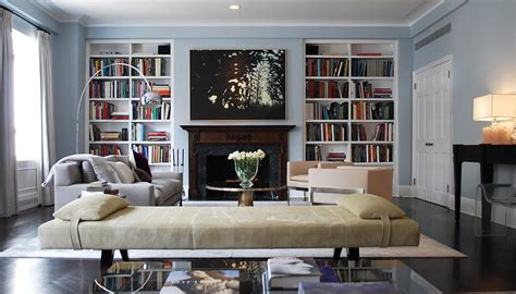 living room with bookcases ideas floating shelves a beautiful way to design your home my