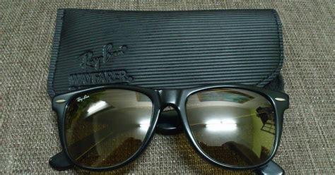Kacamata Rayban Wayfarer Unisex kacamata rayban aviator dan wayfarer www panaust au