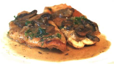 pollo marsalachicken marsalasabor en tu cocinaep