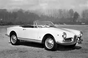1955 Alfa Romeo Giulietta Spider Alfa Romeo Giulietta Spider 1955 1962 Specifications