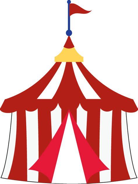 mi cartoon themes circus tent clip art clipart best