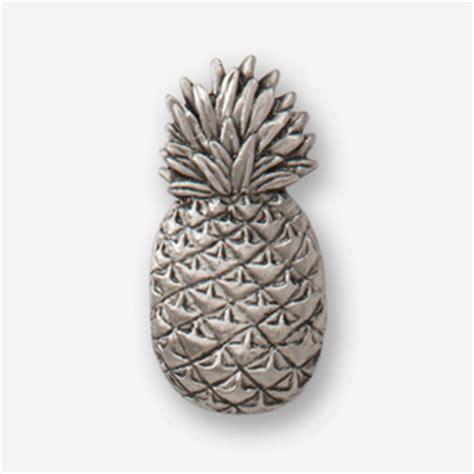 Pineapple Drawer Pulls by D68500 Pineapple Pewter Drawer Pull Gg Harris