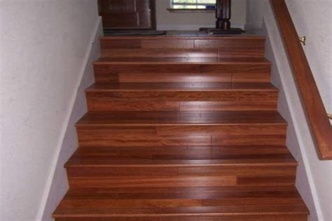 Hardwood Flooring On Stairs Installing Hardwood Bullnose Stairs Yourself Pictures To Pin On Pinsdaddy