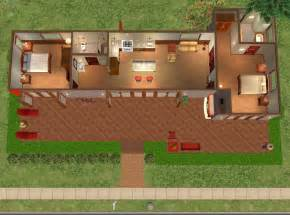 Hummingbird House Plans by Mod The Sims Hummingbird H2 Modern Base Game No Cc Two