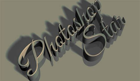 3d typography tutorial photoshop cs6 excellent collection of free photoshop tutorials on 3d