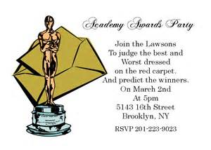 Academy Awards Invitation Template by Carpet Theme Images Roll Out The Carpet