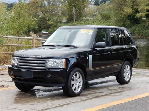 range rover for sale seattle land rover range rover for sale in washington