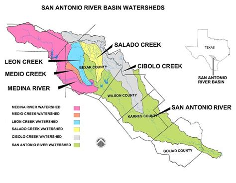 texas watershed map san antonio texas quot one of the most flood prone regions in america quot