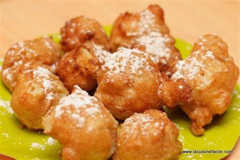 la cuisine facile beignet antillais du mardi gras lacuisinefacile com