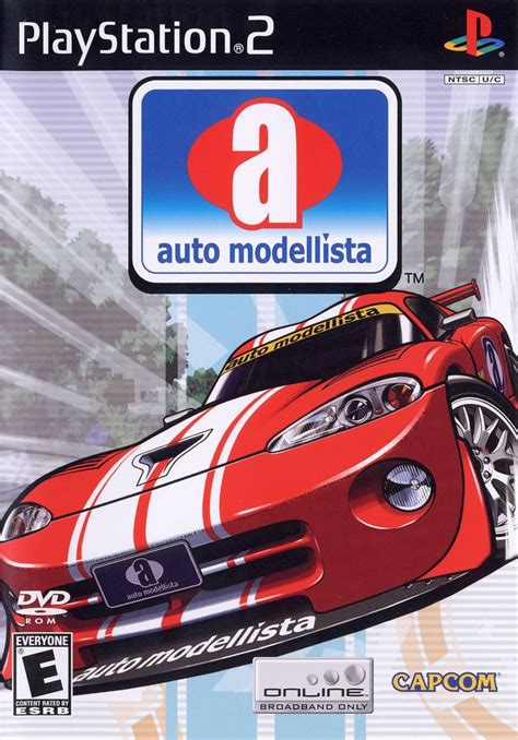 Auto Games by Auto Modellista For Gamecube 2003 Mobygames