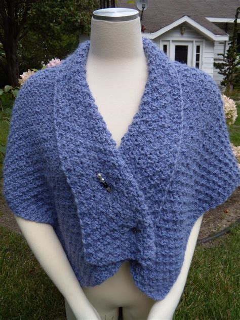 shoulder knit alpaca shoulder shawl knitting pattern by terry ross
