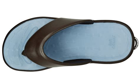 skiff eve fit softscience the skiff 2 0 eva flip flop from softscience