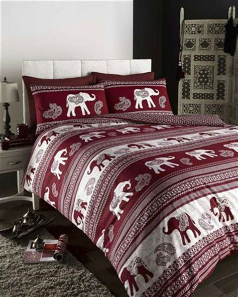 indian comforter sets new ethnic indian bedding sets paisley pattern quilt covers in wine blue black ebay