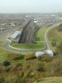 Man made structures channel tunnel