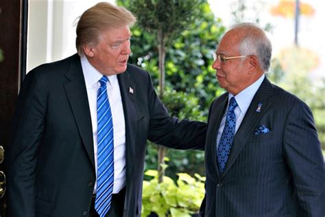 donald trump malaysia the limits to u s malaysia ties under trump and najib
