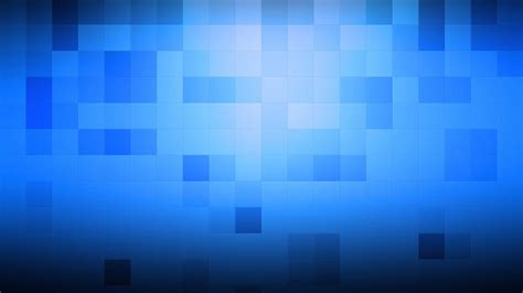 free blue cubes pattern backgrounds for powerpoint