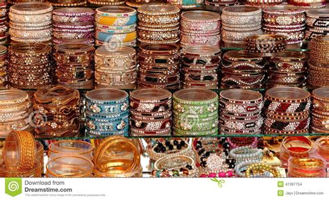 Handmade Handicraft Items - bracelets stock photo image 41397754