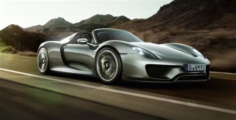 Porsche 918 Fuel Economy by 9 Hybrid Cars Packing Serious Power