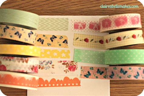 what is washi tape for 3 washi tape diys