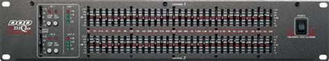 Equaliser Dod Sr 231 31 Channel Addons Diskon dod sr231qx dual 31 band graphic equalizer
