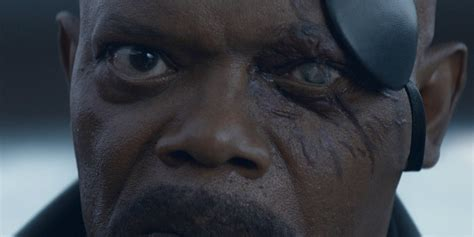 samuel l jackson marvel captain marvel will feature nick fury screen rant