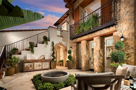 buy house in irvine the homes of la vita at orchard hills makes a statement