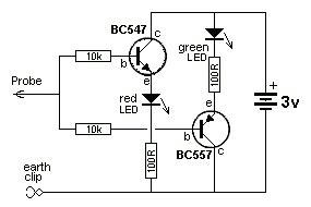 transistor bc557 adalah kedai adidaya gemilang logic probe sederhana