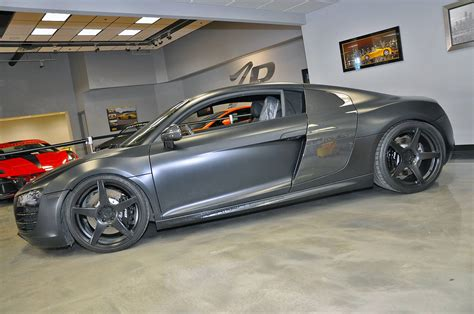 audi r8 matte black tuningcars evil 800hp matte black audi r8 by vf engineering