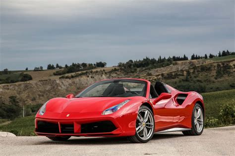 Types Of Ferrari by 2016 Ferrari 488gtb Specs And Prices Types Cars