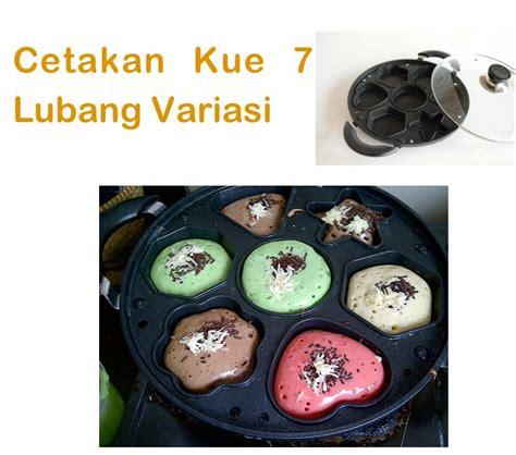 Cetakan Kue Lumpur Oxone jual cetakan kue 7 lubang variasi di yogyakarta toko