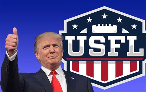 donald trump usfl trump pledges to reform usfl in first 100 days in office