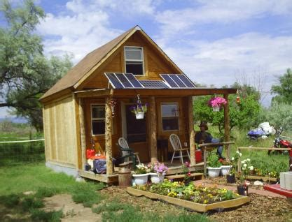 how to build a self sufficient cabin for 4000
