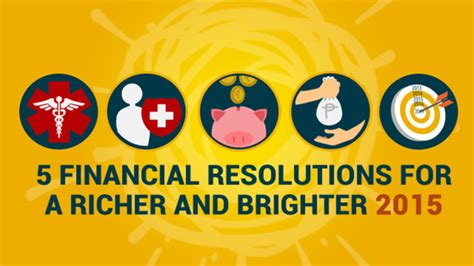 7 Resolutions For A Wealthier 2011 5 financial resolutions for a richer and brighter 2015