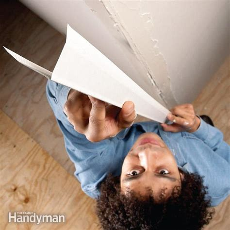How to Install Paper Faced Drywall Corner Bead   The