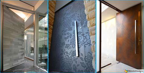 porte d ingresso moderne 35 porte di ingresso moderne dal design unico mondodesign it