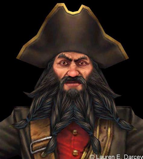 Blackbeard Pirate   blackbeard the wretched pirate