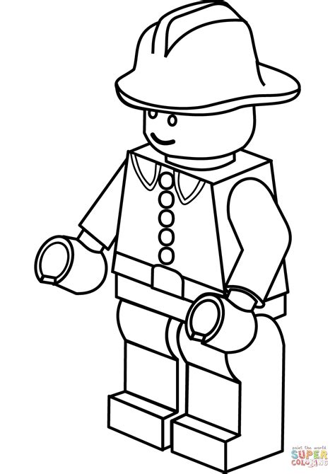 lego vire coloring pages lego firefighter website inspiration firefighter coloring