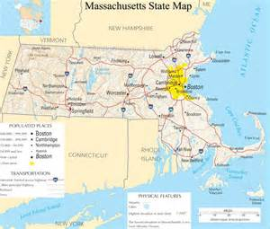 Map Massachusetts by Pics Photos Map Of Massachusetts