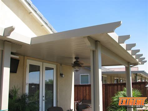 Solid Covers Photos   Extreme Patio Covers