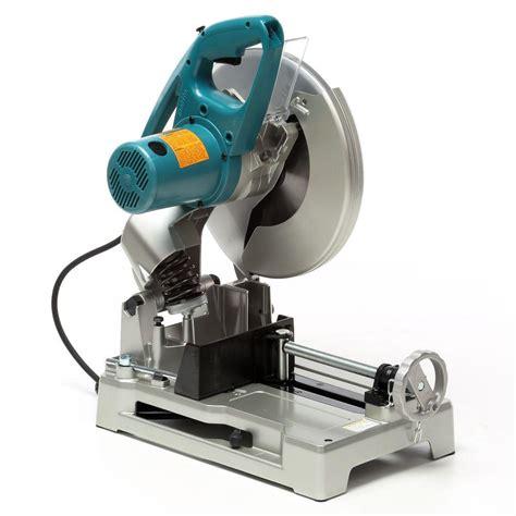 metal cutting table saw makita 15 12 in corded metal cutting cut chop saw