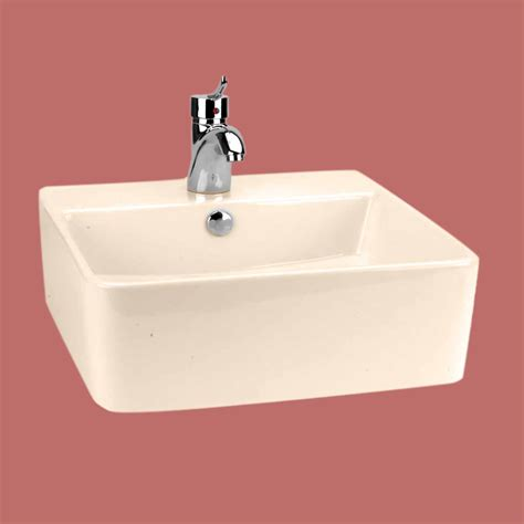 square sink bathroom bathroom vessel sink square london bone china