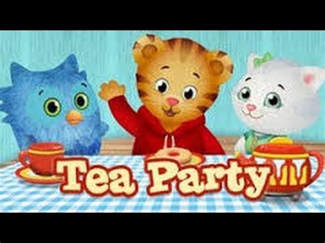 daniel tiger bathroom song daniel tiger s neighborhood teatime play at home with