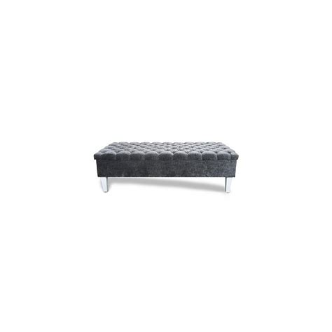 luxury bench luxor luxury buttoned bench footstools more