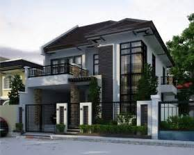 house design ideas exterior philippines two storey modern house brighter color perhaps dom