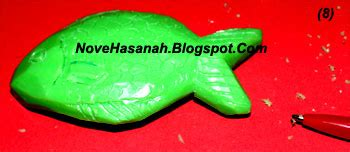 cara membuat kerajinan ikan dari sabun prakarya cara mengukir sabun bentuk ikan